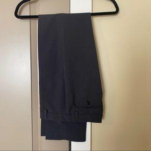 Sisley by Benetton Grey Dress Pants Size 40